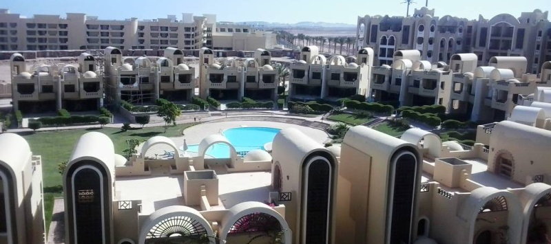 Apartment Ocean Breeze Sahl Hasheesh